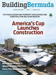building bermuda 2016 by bermuda media issuu