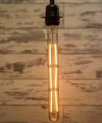 long tube large filaments led light bulb 8w e27 long life