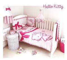 chambre bébé hello hello parure de lit de chambre d enfant amazon fr bébés