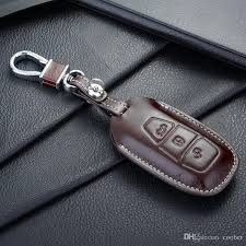 program ford focus key fob leather key fob cover for ford focus mondeo kuga key