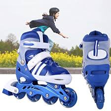 light up inline skates amazon com meflying inline skates with light up wheels for kids