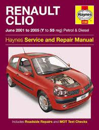 renault clio 1 2 1 4 1 6 petrol 1 5 td 2001 2005 y to 55 reg