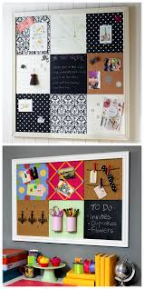 beautiful board to have in a u0027s room two patterned pin boards
