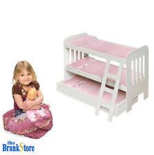 American Doll Bunk Bed American Bunk Bed Ebay