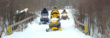 Snowmobile Trail Maps Michigan by Snowmobile Trails Winter Things To Do In Traverse City