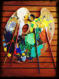 Paint Pallet by How To Clean An Acrylic Or Oil Paint Palette