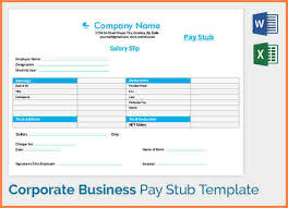 salary receipt template 5 driver salary slip format salary bill format