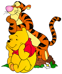 images of tigger from winnie the pooh winnie the pooh and tigger png clip best web clipart