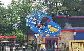 Six Flags Georgia Rides Dc Super Friends At Six Flags Over Georgia Mom U0027s Magical Miles