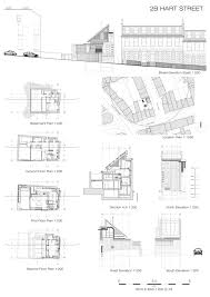 Floor Plans And Elevations Of Houses Gallery Of Murphy House Richard Murphy Architects 18