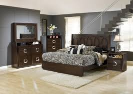 Modern Furniture Tulsa by Austin Group Presley 520 Contemporary Queen Bed