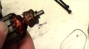 pfaff 1471 rebuild 2 the motor youtube