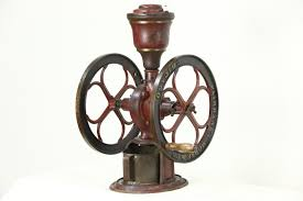 Antique Electric Coffee Grinder Sold Misc Small Harp Gallery Antiques