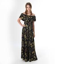 wedding maxi dresses thistle the shoulder flutter top maxi dress in royal blue
