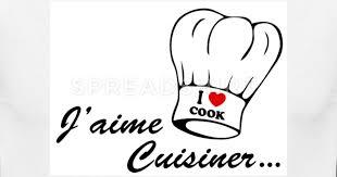 t shirt j aime cuisiner spreadshirt