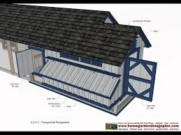free chicken coop plans youtube 5 backyard chicken coop plans how