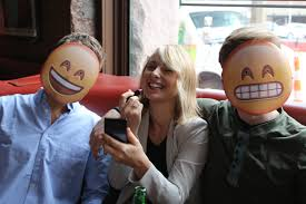 halloween store usa these emoji masks are the best halloween costumes 5 can buy