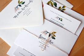 paper for invitations s floral wedding invitations from rifle paper co