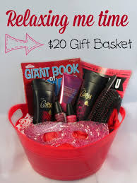 relaxation gift basket diy relaxing me time women s gift basket for 20 emily reviews