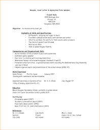 collection resume sample bunch ideas of resume application form in resume sample resume ideas sample ideas collection resume application form also cover letter