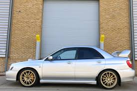subaru wrx hatch silver used 2002 subaru impreza sti for sale in berkshire pistonheads