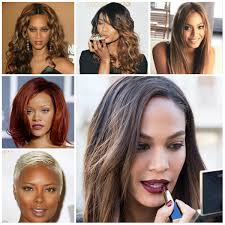 2017 trendy hair colors for black women hairstyles 2018 new