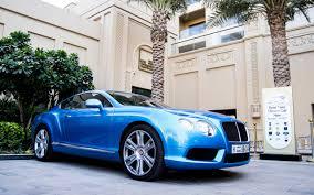 bentley continental gt car rental rent bentley continental gt blue dubai uae