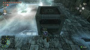 The Monster Under The Stairs by Twilight Princess Walkthrough U2013 Snowpeak Ruins U2013 Zelda Dungeon