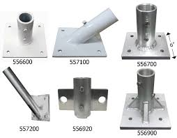 Commercial Flag Pole Heavy Duty Roof And Wall Poles Flag Outlet Commercial