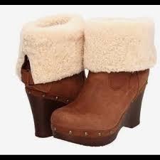 ugg shoes australia brown boots poshmark ugg shoes australia carnagie wedge boots poshmark