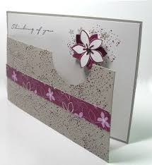 How To Make Punch Cards - instructions on how to make this unusual homemade card design