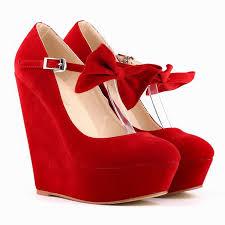 Platform Heels Comfort Fashion Ladies Cute High Heels Wedges Shoes Comfort Platforms