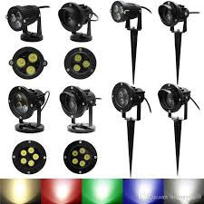 Led Outdoor Lighting Uk 6w 10w Led Landscape Light Wall Outdoor Spot Light Yard Path Pond