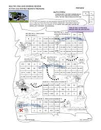 division puzzle worksheets kelpies