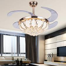 Ceiling Fan With Chandelier Compare Prices On Retractable Chandelier Online Shopping Buy Low