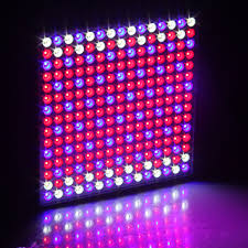 excelvan pg8 led grow light 45w 225 smd hydroponic plant grow