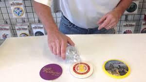 review of paper stone u0026 magic mug rug drink coasters absorbency