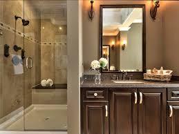 Dark Bathroom Furniture Bathroom Corner Shower Mosaic Tile Glass Shower Door Colors