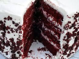 17 terbaik ide tentang red velvet cake icing di pinterest