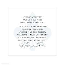 the gift registry wedding invitation gift registry wording wedding invitation gift