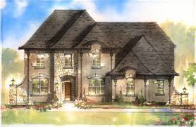 the versailles 2 story cranbrook custom homes