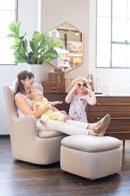 Rocking Chair Or Glider Rocker Reviews West Elm Gliders And Rockers Lay Baby Lay