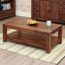dark walnut coffee table walnut coffee table with open shelf mayan walnut from big blu