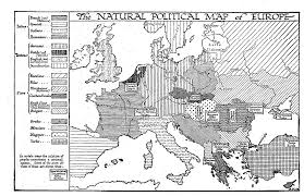 Political Map Of Europe by 37 6 The Map Of Europe In 1815 U2014 The Outline Of History By H G Wells