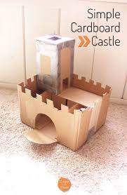 the 25 best cardboard castle ideas on pinterest cardboard box