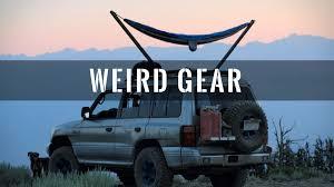 Ll Bean Hammock Stand Weird Gear Trail Nest Rooftop Hammock Stand Fordsbasement