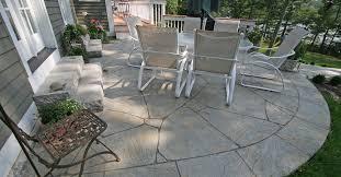 Design Patios Designs For Backyard Patios Of Concrete Patio Photos Design