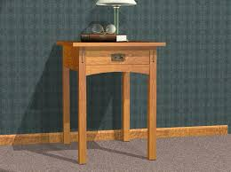 Build Wooden End Table by 135 Best End Table Plans Images On Pinterest End Table Plans