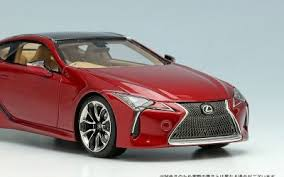 what company makes lexus 300 built lexus lc 500 diecast model available in