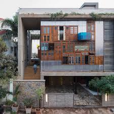 Home Textile Design Studio India Houses In India Dezeen